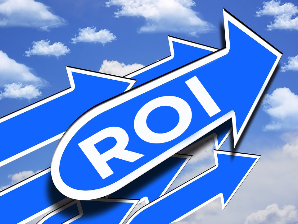 How do we calculate the ROI for our machines? Here is a real